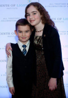 Gabrielle and Aiden Levy